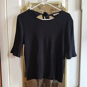 Women's MADEWELL ribbed knit top